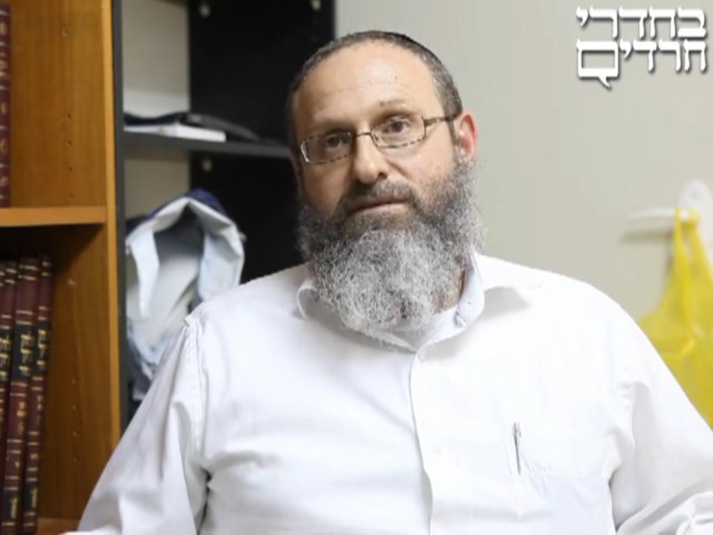 """""""הממשל הבריטי דואג לאברכים יותר ממדינת ישראל"""" • וידיאו"""