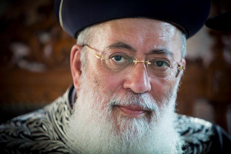 הרב עמאר: הציבור הדתי לאומי חשוב ויקר