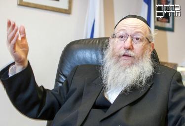 """ח""""כ יעקב ליצמן נחקר בתיק הונאת ביטוח לאומי"""