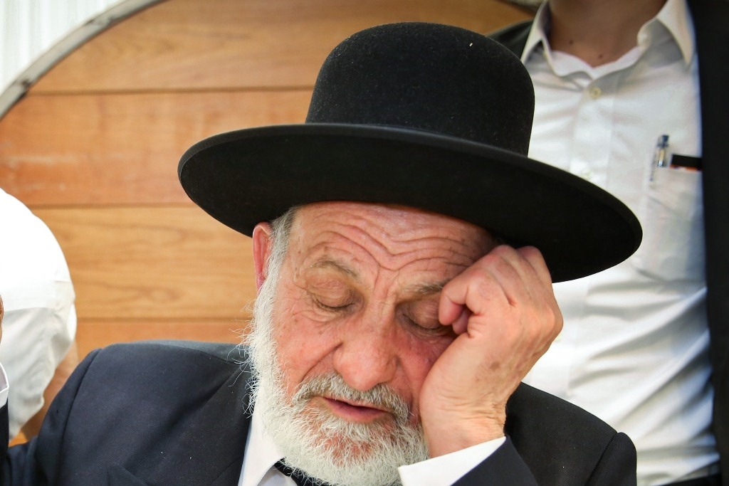 """NEVOOAH WAS GIVEN TO SHOYTIM"": RAV BARON RAMARKS ABOUT THOSE WHO FORESAW ELECTION OUTCOME"