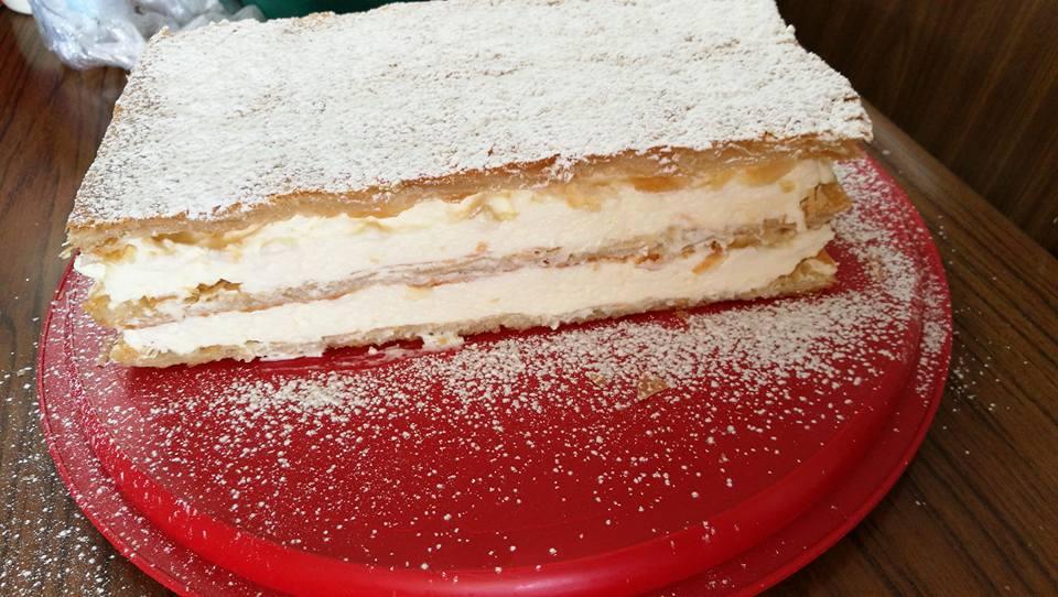 עוגת קרמשניט שתרצו להכין כל שבוע