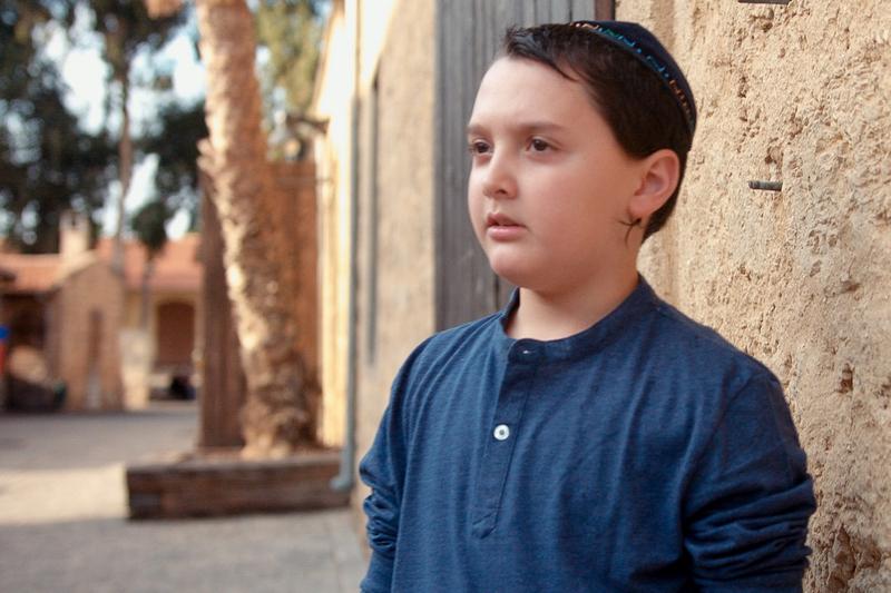 רק בן 11 וכבר עם סינגל: