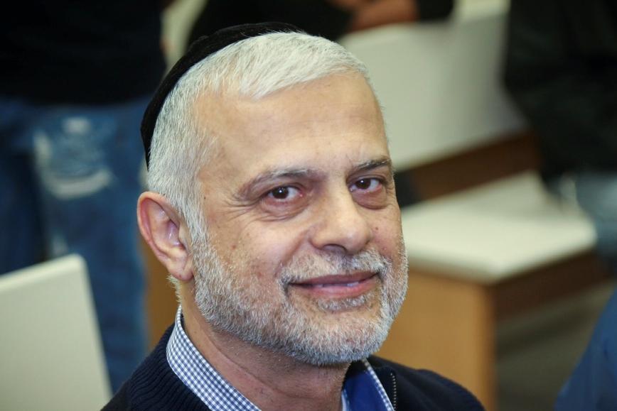 """החשוד בקבלת שוחד - ח""""כ לשעבר אמנון כהן"""