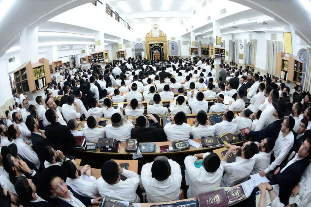 Meir Of Yerushalayim Nir Barkat To Visit Yeshivas Mir