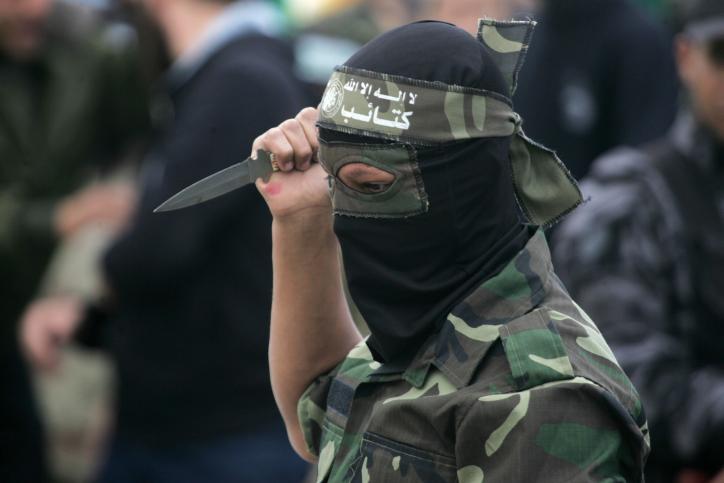 נמנע פיגוע: המחבל נעצר עם סכין והודה