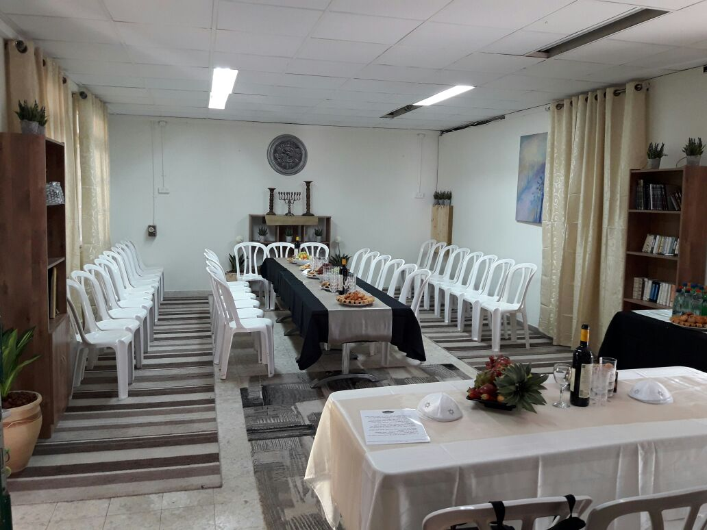 """מהו בית הכנסת """"המזרחי ביותר"""" בישראל"""