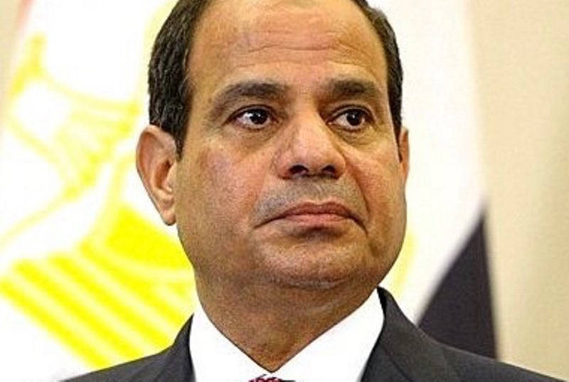בעזרת תלוש מזון: הנשיא המצרי נבחר שוב