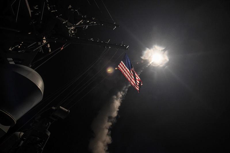 המתקפה בסוריה הקפיצה את מניות יצרניות הנשק בוול סטריט