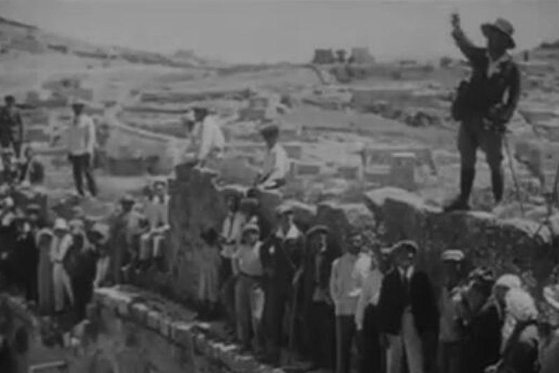 טיול פסח בעיר העתיקה בירושלים עם 'אגודת המשוטטים' • היסטוריה