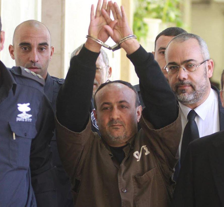 """Peculiar Behavior Of Arch Terrorist Marwan Bargouty: Already predicted by Hagaon R' Mordechai Eliyahu ZT""""L"""