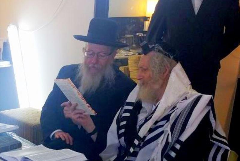 ליצמן מבהיר מדוע ביקר את הרב ברלנד