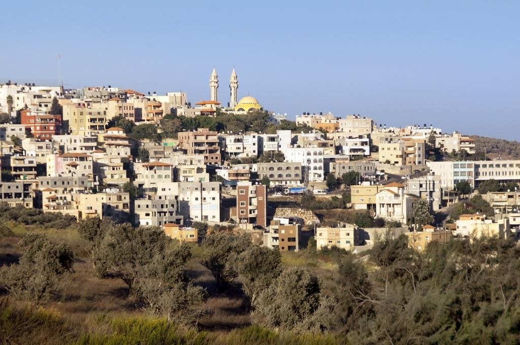 כפר ערבי (אילוסטרציה)