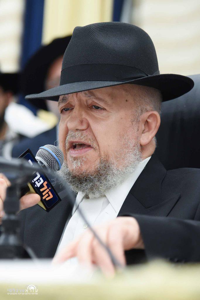 """הרב מאזוז לחכי""""ם הדתיים: תילחמו עד כדי הפלת הממשלה"""