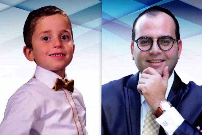 ועכשיו הגרסה הווקאלית: אלעד כהן ובנו שרים