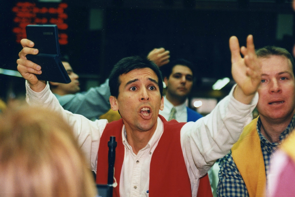 עסקות חסרות הגיון; אירוע מוזר בבורסה
