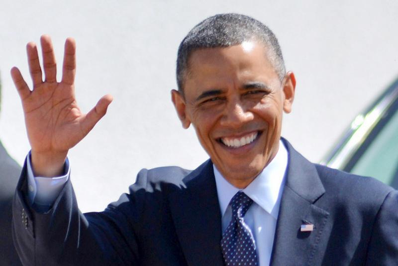 ברק אובמה הגיב בציוץ והטוויטר השתגע