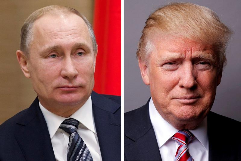 פוטין וטראמפ כבר לא: דיפלומטים יגורשו