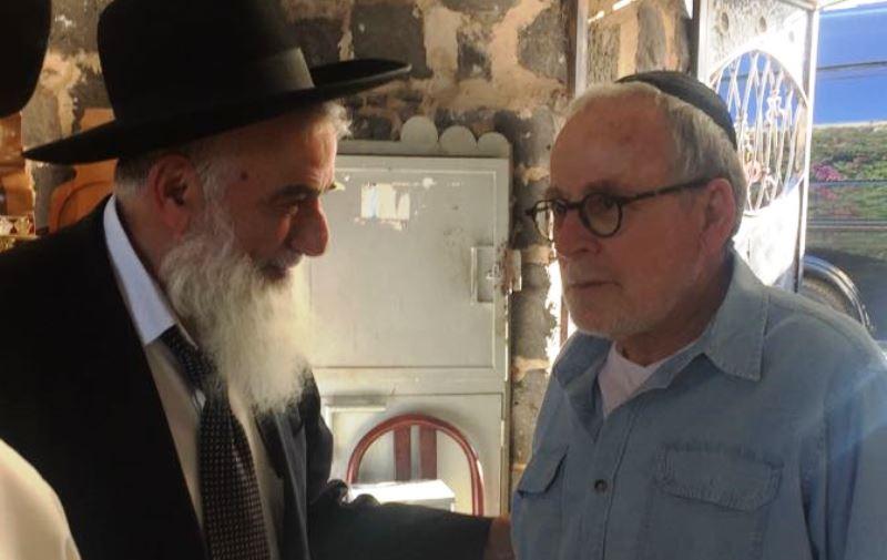 יצא צדיק: חיים הכט והאזכרה המרגשת לניצול השואה