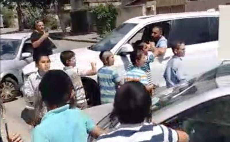 """צפו: כתבת ערוץ 2 גורשה ע""""י חרדים בטבריה"""