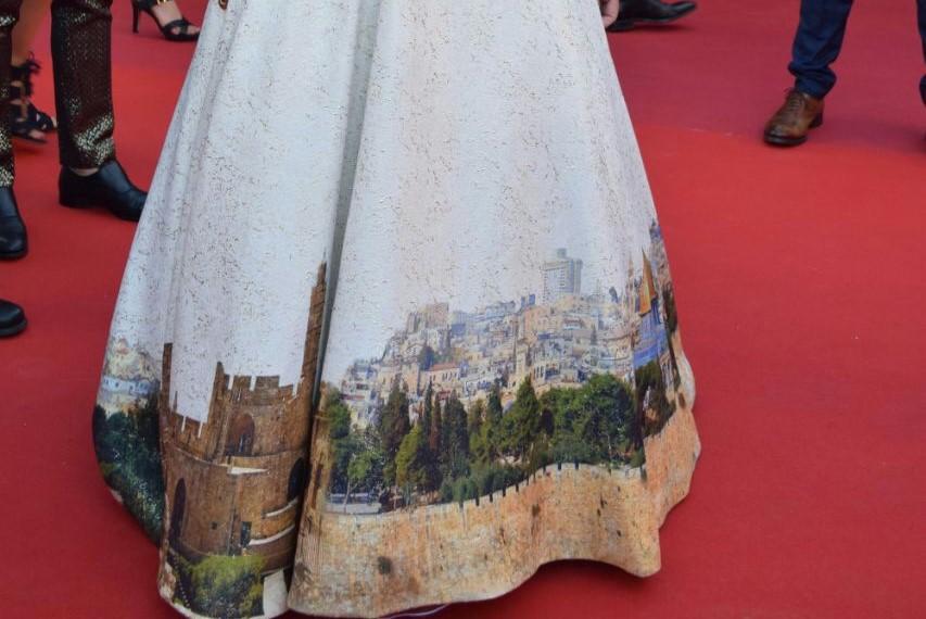 השמלה של מירי רגב - ביזיון או אומץ?