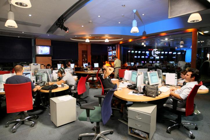 ערוץ 2 ייסגר הלילה: צפו באולפן החדש
