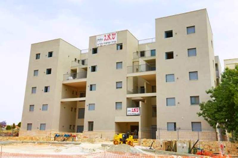 """מחירי הנדל""""ן ביו""""ש ממשיכים לטפס: שיא חדש לנכס בגבעת זאב"""