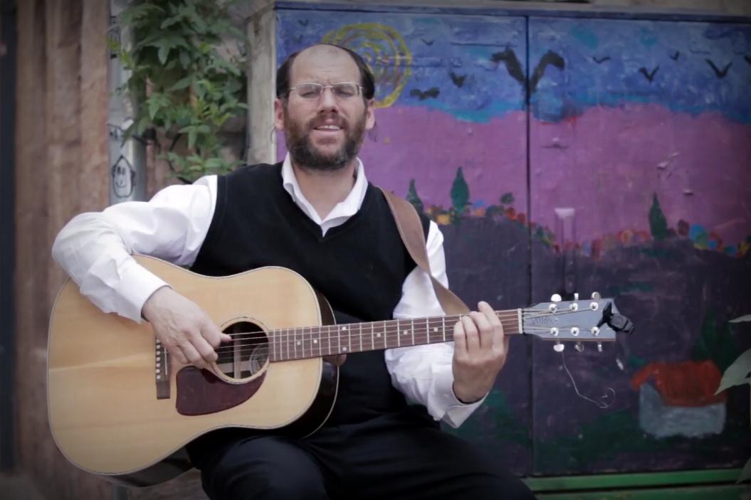 ועכשיו הקליפ: אהרן רזאל שר לירושלים -