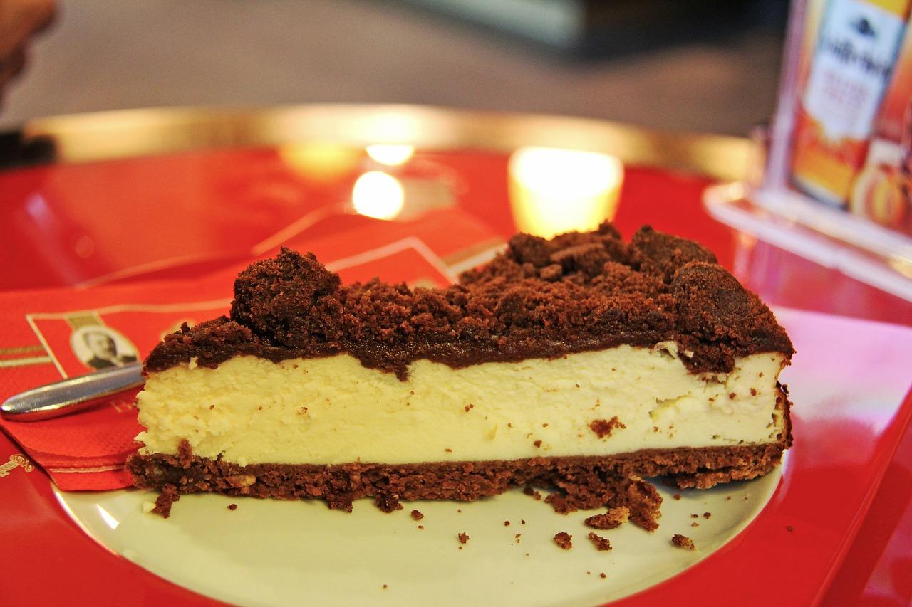 עוגת גבינה קלילה וטעימה