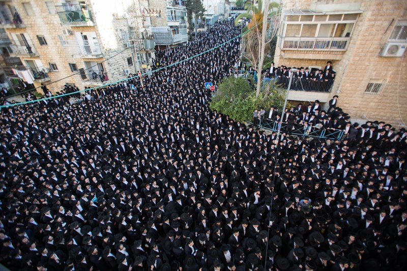 סקר מדאיג: רוב הישראלים - החרדים