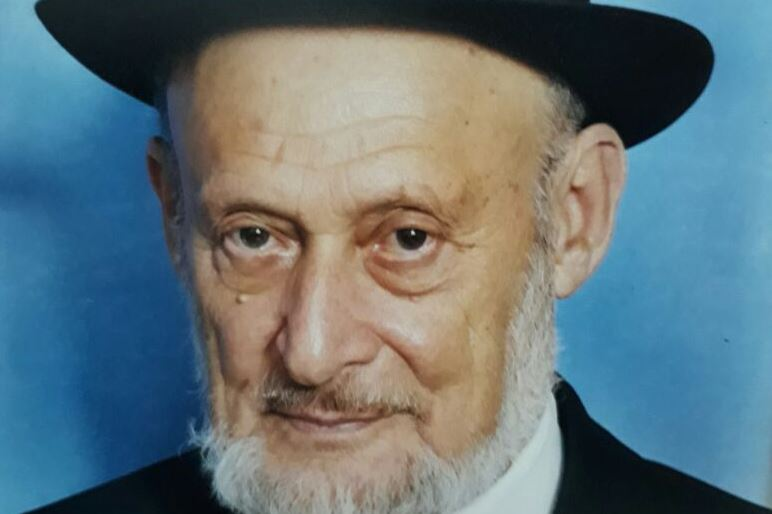 """רבי שמואל יצחק לוי זצ""""ל נפטר בגיל 100"""
