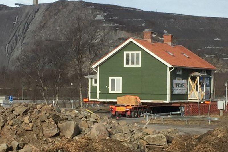 לא יאמן: עיר שלמה תעבור ממקומה בשוודיה