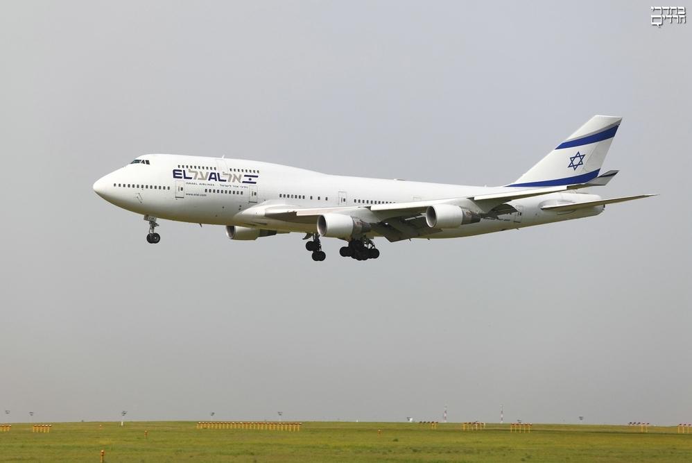 """""""טיסת השוקולד 2"""": נעצר ישראלי שהתפרע בטיסת אל-על"""