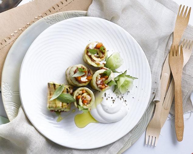 קנלוני קישואים במלית פיצה / שף ציפי כהן