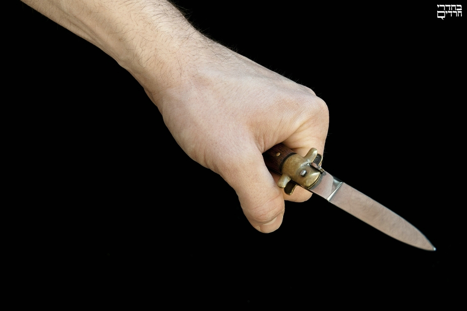 תלמיד הישיבה החזיק סכין - וזוכה בבית המשפט