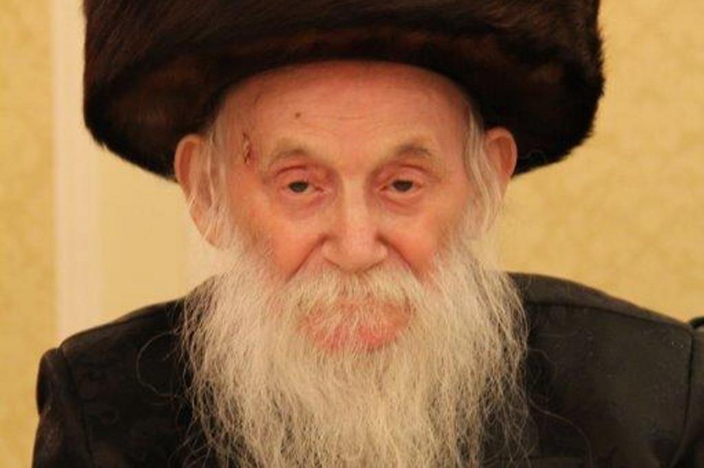 """מפוסקי הדור בארה""""ב: הרב הרשקוביץ זצ""""ל"""