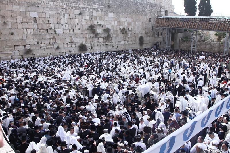 """הכל מעלין לירושלים: עיר הקודש ב""""מצור"""""""