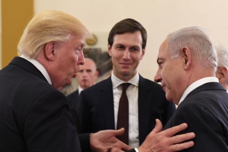 חתנו של טראמפ ביצע עסקת ענק בישראל