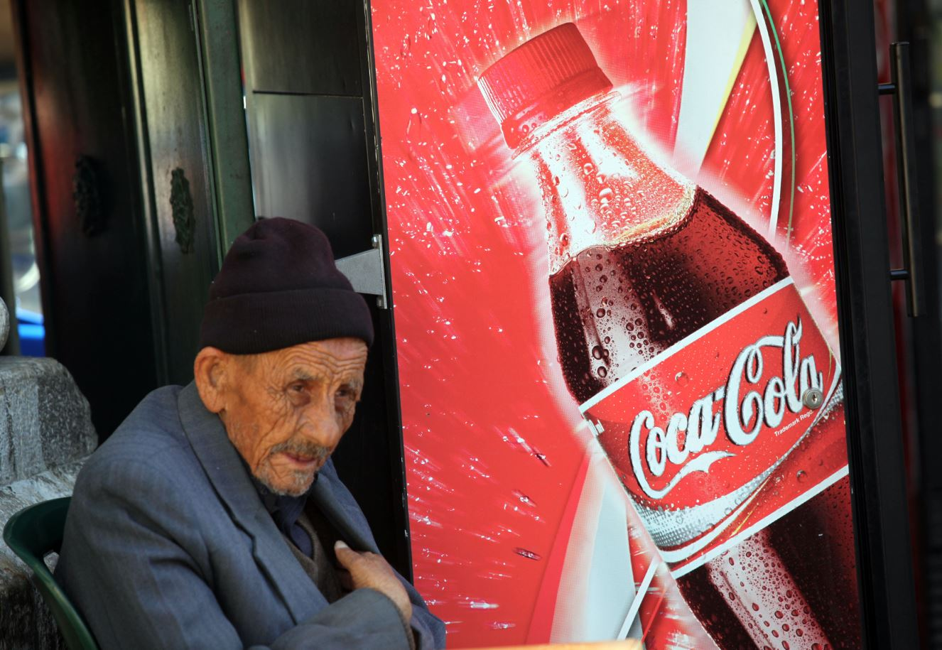 בלי הרב לנדא: תחרות חדשה על קוקה-קולה