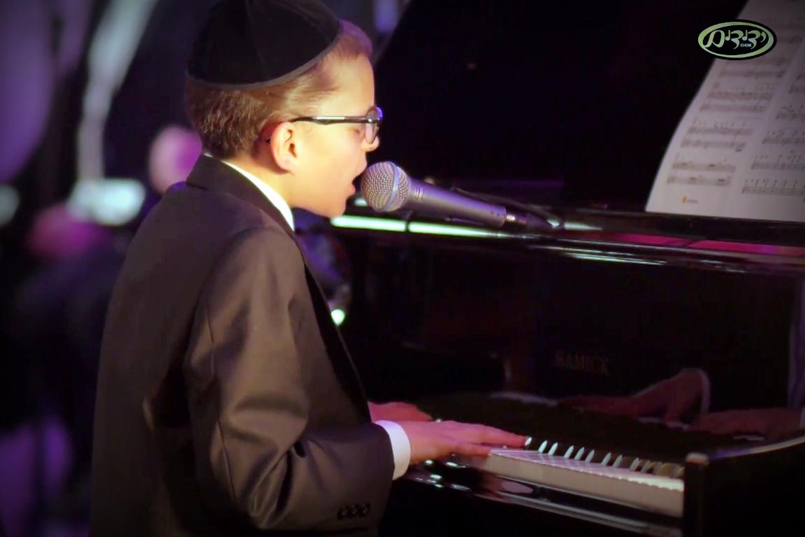 ילד הפלא שלום ברודט ומנחם מושקוביץ שרים