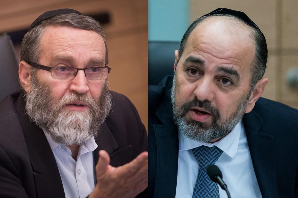 רבים על הקרדיט: גפני vs מרגי בוועדות הכנסת