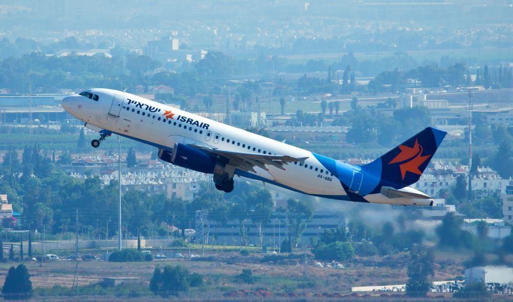 מטוס נוסעים ישראלי ביצע נחיתת חירום