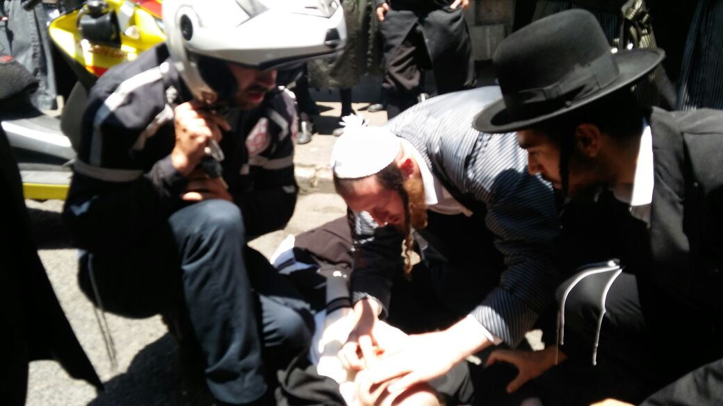 Knesset To Hold Hearing Over Police Brutality In Meah Shearim