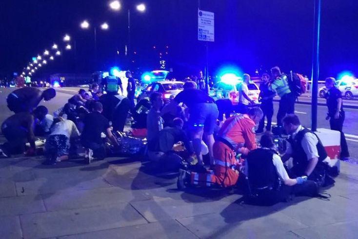 דיווח ראשון: הרוגים בפיגוע בלונדון: שידור חי