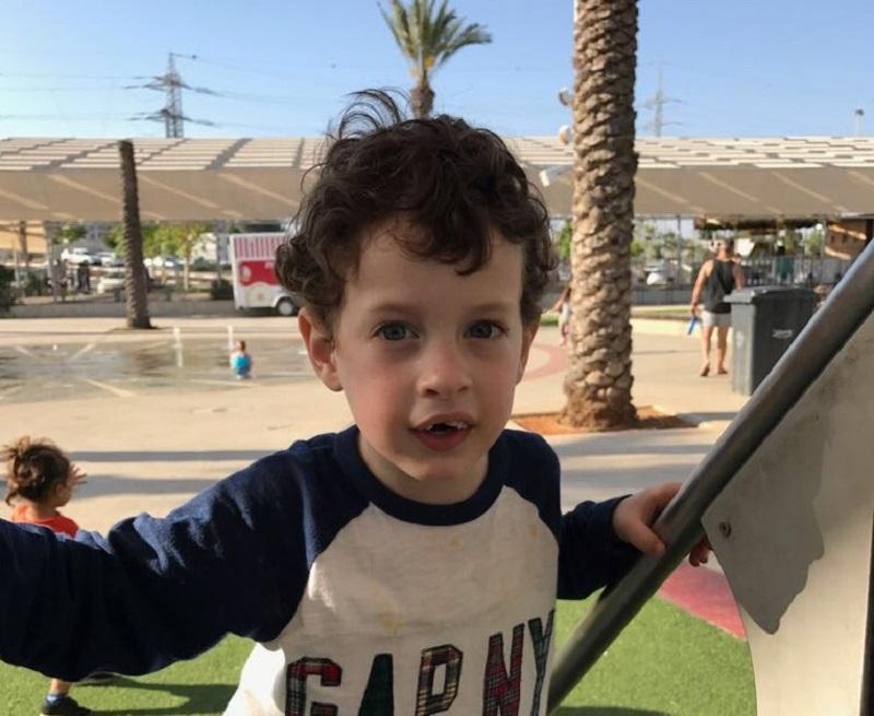 ילד מיוחד שלי - הבלוג של מושקי לנדאו: בשמחה ובפנימיות
