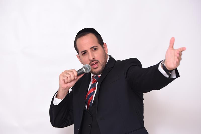 שמואל הררי במחרוזת קצבית בדרך לאלבום • ווליום!