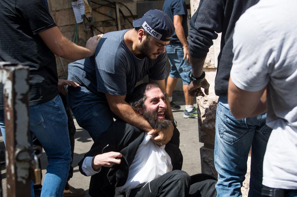 """מבצע """"חרדקים יזומים"""": העצורים שוחררו בתנאים מגבילים"""