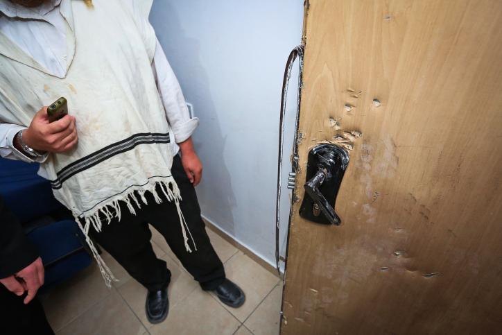 תושב י-ם נעצר בחשד למעשים חמורים בתושב בני ברק