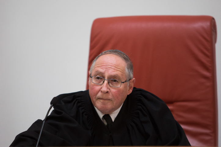 אחרי 13 שנה: השופט הדתי פורש מהעליון