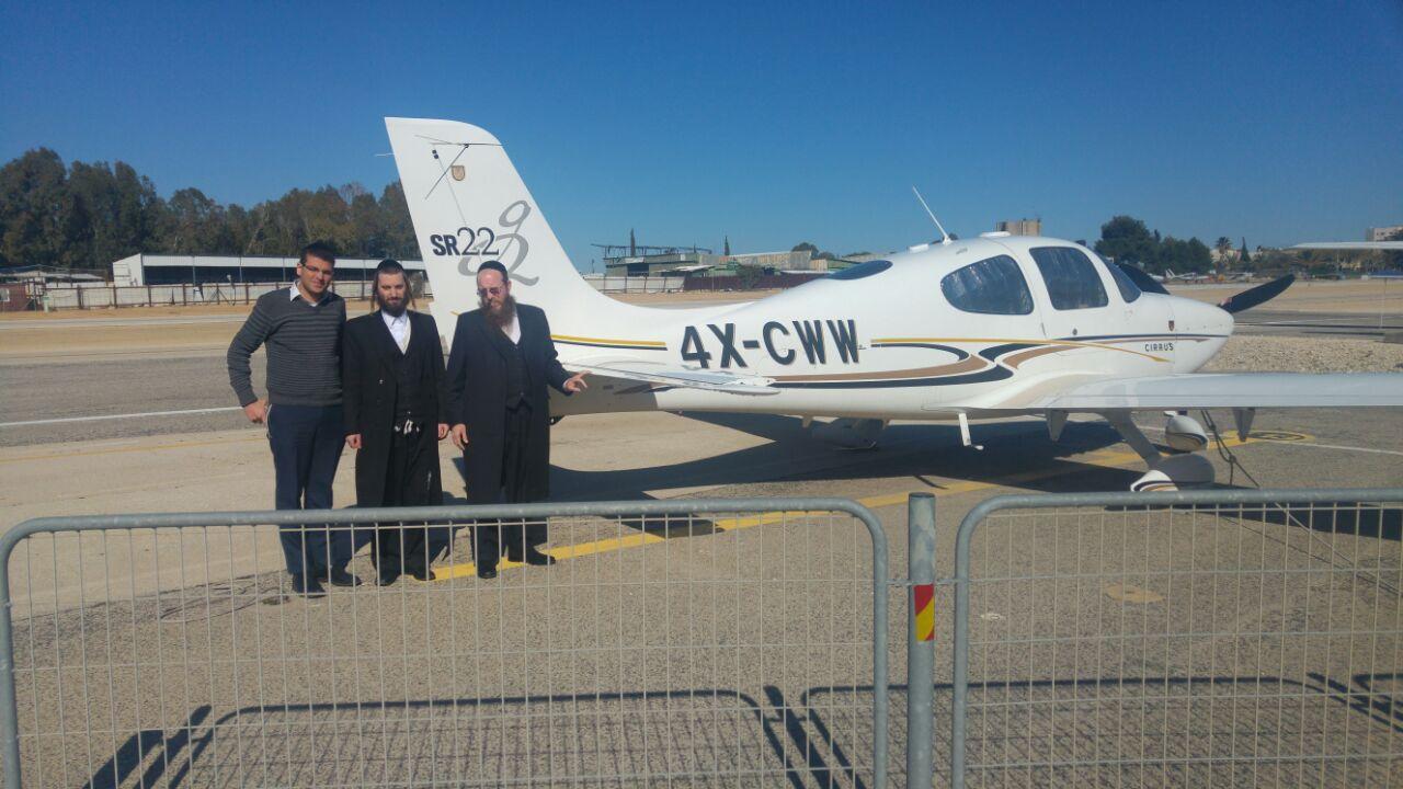 פרנסה בשמים: הפרויקט שיהפוך חרדים לטייסים