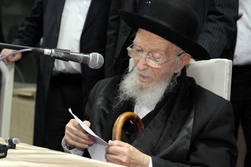 """אמה של מלכות: הרבנית ליפקוביץ ע""""ה"""